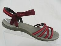 TEVA Kokomo Red Sz 7 Women Sports Sandals