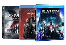 X-MEN COLLECTION 01-08 (9 BLU-RAY) Adamantium + Rogue Cut + Apocalisse