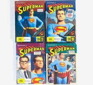 Adventures of Superman • The Complete Original Series • Series 1-6 Box Set RARE