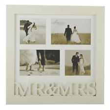 Multi Photo Frame MR & MRS Amore by Juliana 4 Photos