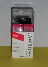 """JAWBONE ICON """"The Hero"""" NOISE ASSASSIN 2.5  Wireless Headset FACTORY SEALED NEW"""
