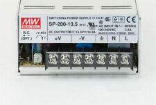 1pc New MEAN WELL Switching Power Supply SP-200-13.5 (13.5V 14.9A )