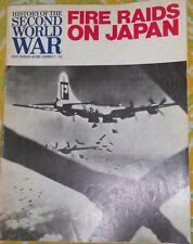 PURNELL'S HISTORY OF SECOND WORLD WAR, Vol.6, No.11, FIRE RAIDS ON JAPAN