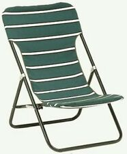 Como Chair Folding Tubular Steel Frame Camping Picnic Caravan 4WD Outdoor