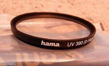 FOTOGRAFIA Filtro Hama 55mm UV Japan Perfecto Estado