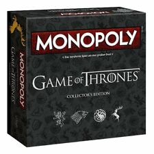 Winning Moves Monopoly - Game of Thrones Collectors Edition (DE)