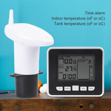 Indicatore di Serbatoio Liquido Acqua Livello Profondità Sensore con Temperatura