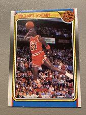 MICHAEL JORDAN - 1988 Fleer - ALL STAR -  #120 - CHICAGO BULLS - HOF - ORIGINAL