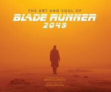 The Art and Soul of Blade Runner 2049 - New - Sealed - Hardcover