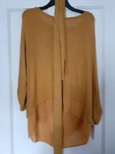 Made In Italy top  size 14 to 18 BNWT
