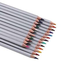 Fine Art Marco Drawing Oil Base Non-toxic Pencils Set Artist Sketch 24 Colors E1