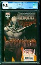 Avengers 33 CGC 9.8 NM/M 1st Moon Wizards Moon Knight Black Panther Iron Fist