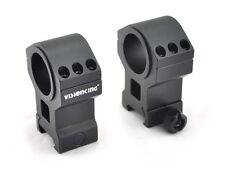 Visionking 25.4 30mm Montage Ringe 21 Hoch für Zielfernrohr 6061 Picatinny Rail