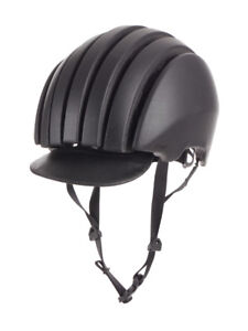 Carrera Bike Helmet Safety Helmet Black Foldable Crit Wp Thermocool™