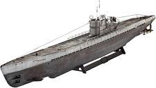 Revell 05114 1/72 German Submarine Type IX C Rvls5114