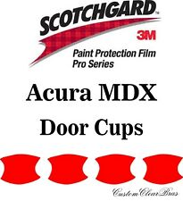 3M Scotchgard Paint Protection Film Pro Series Clear 2017 2018 2019 Acura MDX