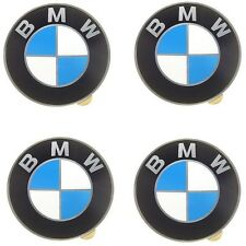 BMW E12 E28 E36 E46 Wheel Emblem For Center Cap Set Of 4 OE Supplier BMW