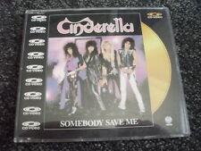 Cinderella-Somebody save me CD Video-UK