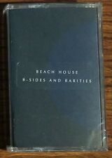 Beach House B-SIDES & RARITIES Sub Pop NEW SEALED CLEAR CASSETTE TAPE