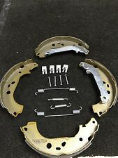 FORD FOCUS MK2 TDCI 2005 ON BRAKE SHOES REAR BRAKE SHOES FITTING KIT