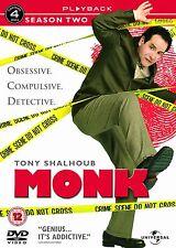 Monk Season 2 DVD R4