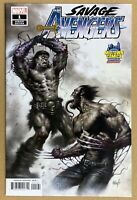 SAVAGE AVENGERS #1 PARRILLO Midtown Variant Cover CONAN * GEMINI SHIPPING