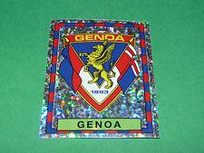 77 BADGE SCUDETTO GENOA PANINI FOOTBALL CALCIATORI 1993-1994 CALCIO ITALIA