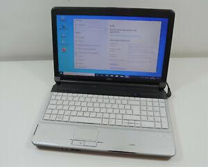 "Lifebook A530 Intel Core i3 CPU M370 @ 2,40GHz 4GB RAM 320GB HDD, 15,6"" Display"