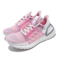 🔥 Adidas Womens UltraBOOST 19 Running Shoes True Pink Orchid Gym EF6517 Size 10