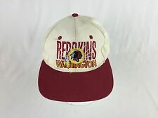 VTG Washington Redskins NFL Beat Up Dirty Snapback Baseball Cap Hat