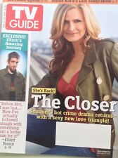 Tv Guide Magazine Kyra Sedgwick June 18, 2006 091317nonrh