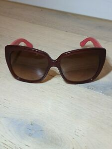 Red Spotty Marc By Marc Jacobs Womens Sunglasses