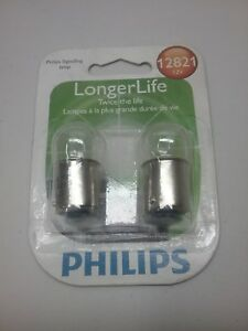 Philips Long Life Mini Light Bulb 12V #12821