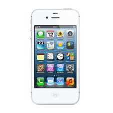 Apple iPhone 4S 16GB White 3G Cellular Straight Talk/TracFone MD240LL/A