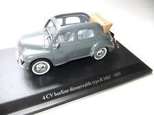 4 CV berline -1953- 1:43  Eligor #713
