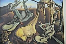Salvador Dali Daddy Long Legs of the Evening Matted Picture 10x8 picture 1940