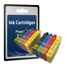 8 Ink Cartridges for Epson XP-245 XP-247 XP-342 XP-345 XP-442 XP-445 XP-332