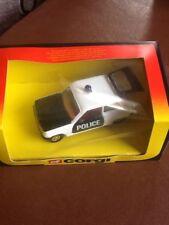 Corgi Toys No 428 a Renault Police Car Mint Boxed Made 1978