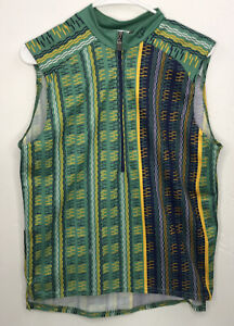 Pearl Izumi Vest Mens And Womans Cycling Brazil Colors Small