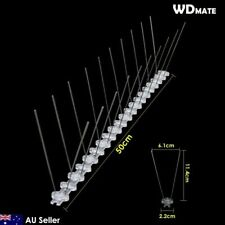 20x 50cm Bird Spike S304 wire Spikes Eaves Pigeon Gull Starling Best Seller 10M