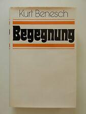 Begegnung Kurt Benesch Bergland Buch