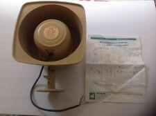 Fourjay 312/70-T 70V Reflex Horn Paging Speaker Loudspeaker Business Commercial
