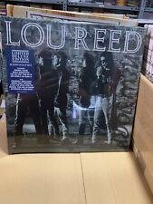 LOU REED  NEW YORK  2 LP + 3CD + 2 DVD SEALED BOX 2020
