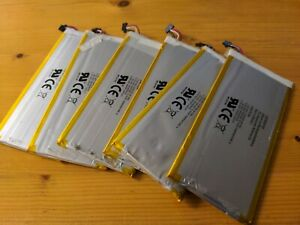 6 X Tesco HUDL 1 One Genuine original Rechargeable Battery only for Hudl1 Tablet