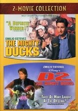 The Mighty Ducks / D2: The Mighty Ducks [New DVD] 2 Pack
