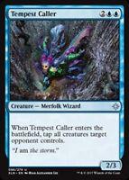 MTG Magic - (U) Ixalan - 4x Tempest Caller x4 - NM/M