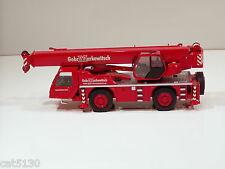 """Terex Demag AC35 Truck Crane - """"MARKEWITSCH"""" 1/50 - NZG #532.05 - No Box"""