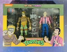 Neca Turtles TMNT Rat King Vs. Vernon Action Figure Set Target Exclusive In-Hand