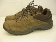 Mens 11.5 D M New Balance Brown Country 749 Leather Hiking Walking Shoes Comfort