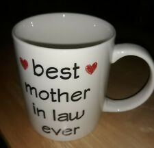 New listing Mother in Law - Best Mother in Law Ever - Coffee Mug/Tea Cup